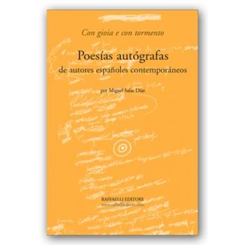 Poesías autógrafas