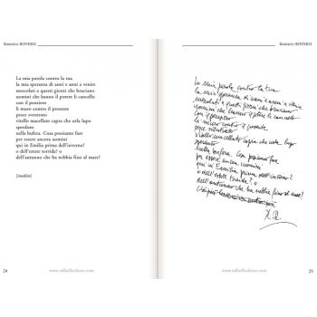 Poesie autografe p. 24-25