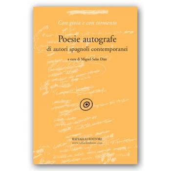 Poesie autografe di autori spagnoli contemporanei