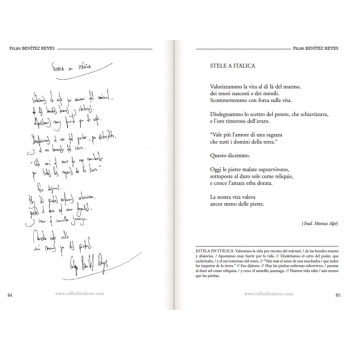 Poesie autografe di autori spagnoli contemporanei p. 84-85