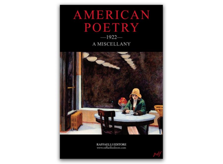 American Poetry - 1922 -