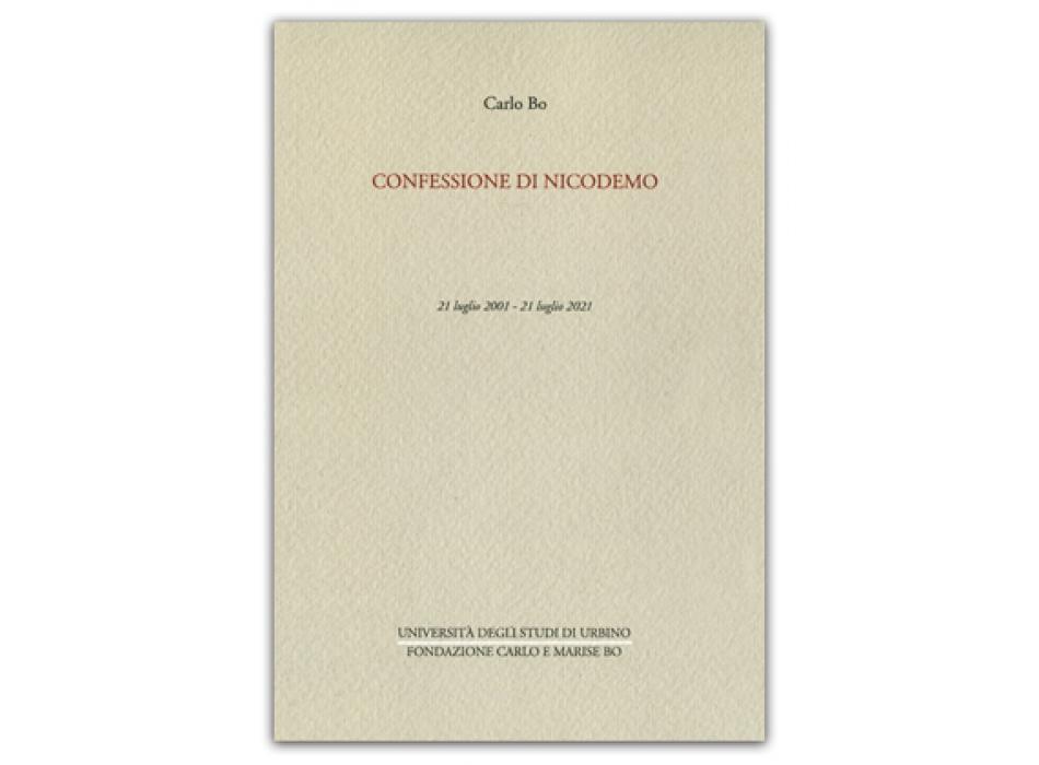 Confessione di Nicodemo