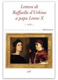 Lettera di Raffaello d'Urbino a papa Leone X