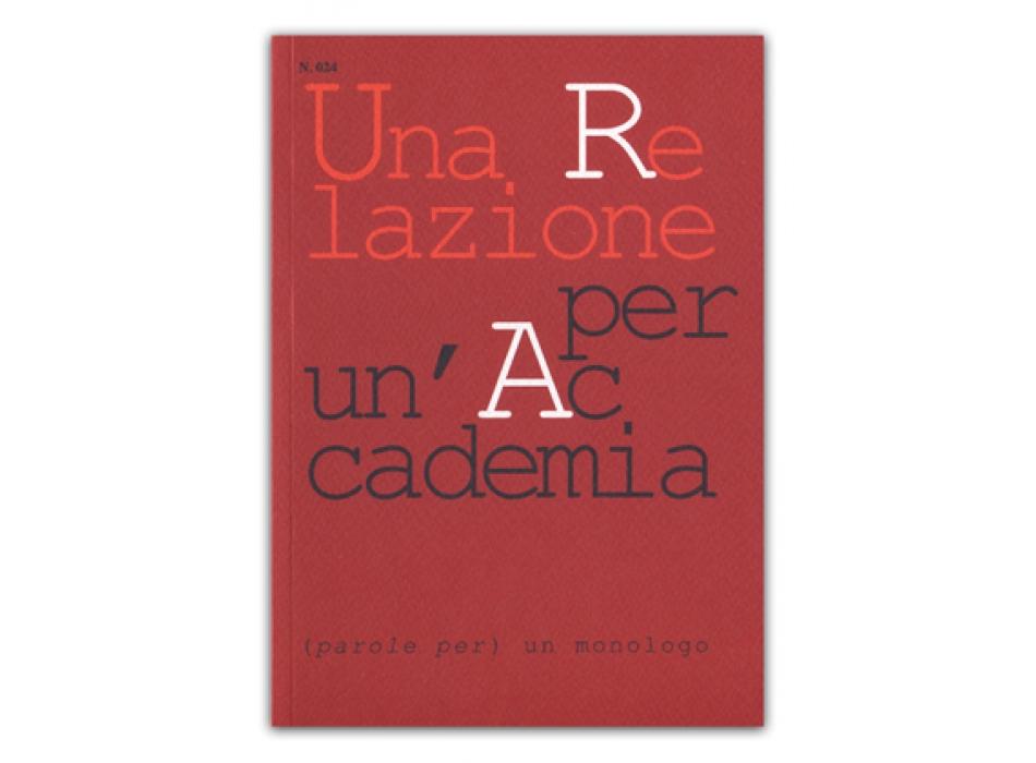 Una Relazione per un'Accademia